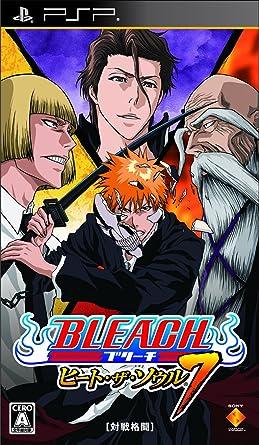 Amazon Com Bleach Heat The Soul 7 For Psp Japanese Language