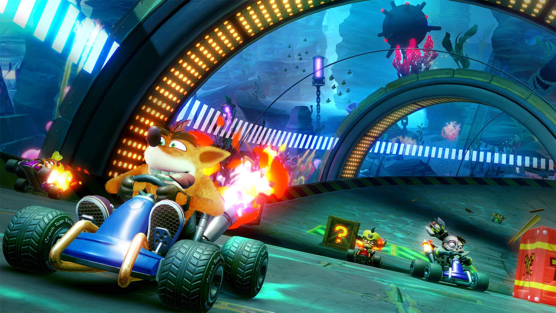 Crash Team Racing - Nitro Fueled - Xbox One by Activision (Image #3)