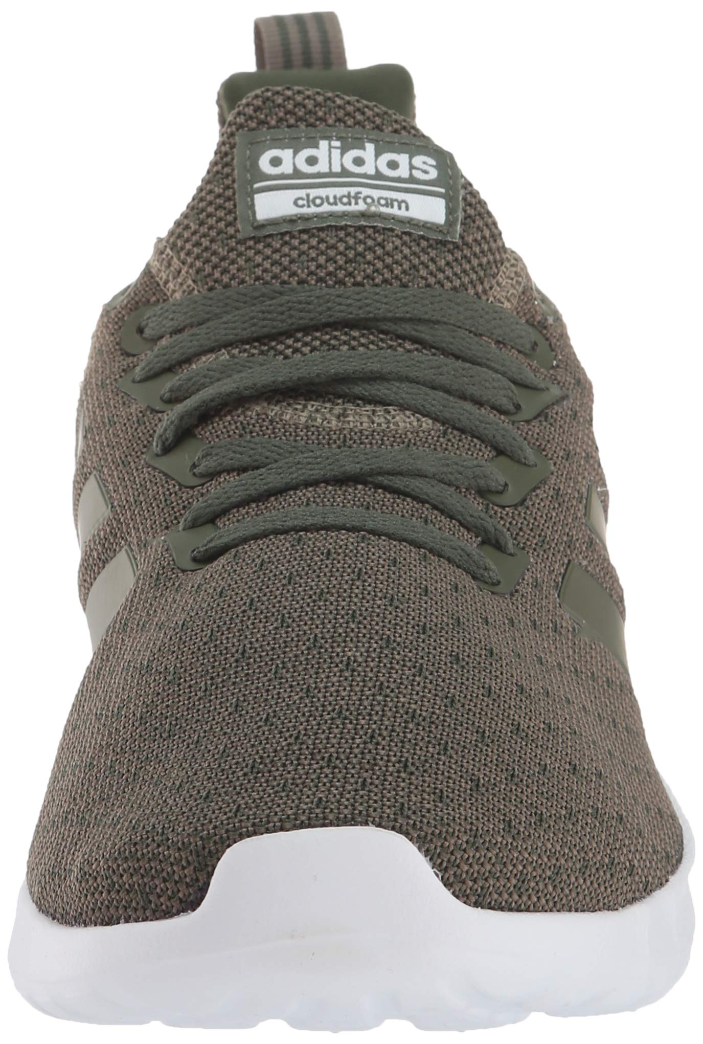 adidas Men's Lite Racer BYD Running Shoe, Trace Cargo/Base Green/White, 10 M US by adidas (Image #4)