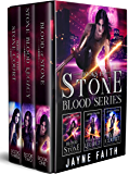 Stone Blood Series Books 1 - 3 Box Set (Stone Blood Series Collections)