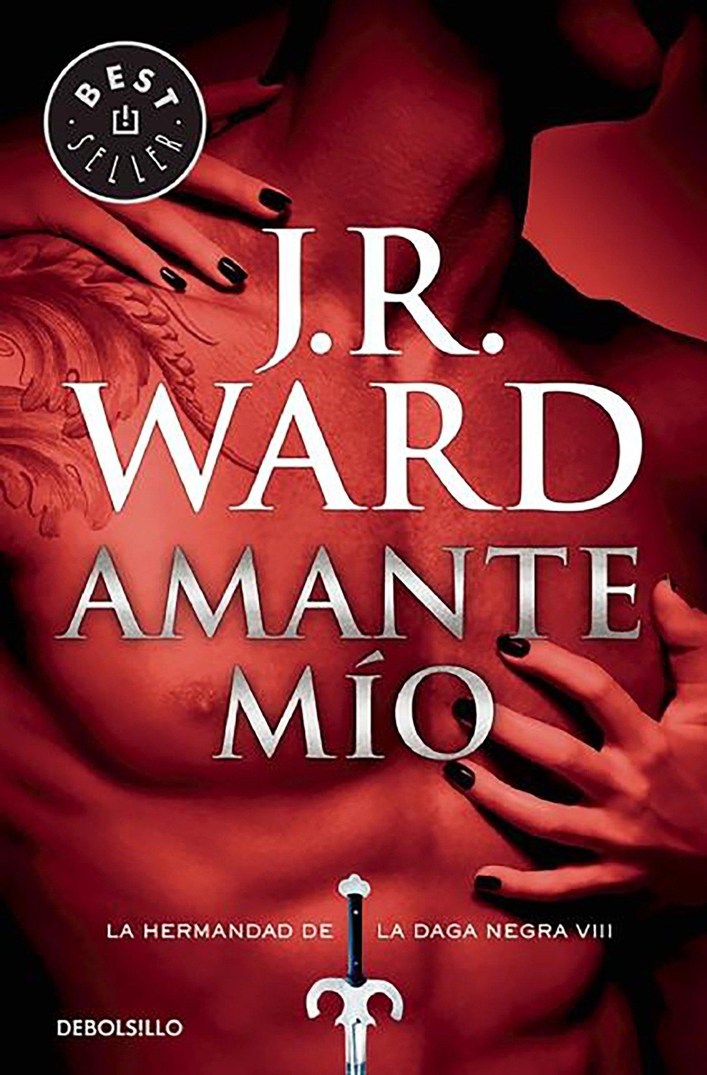 la hermandad de la daga negra libros jr ward