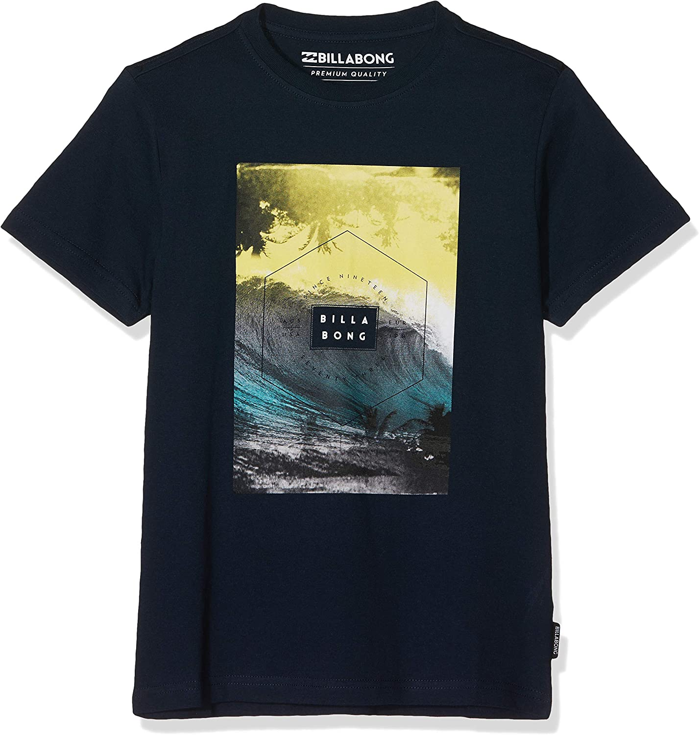 BILLABONG Section tee SS Boy Camiseta para Niños: Amazon.es: Ropa ...