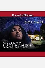 Solemn Audible Audiobook