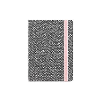 Legami - Agenda semanal de 12 meses - 2020 - Grey Tweed ...