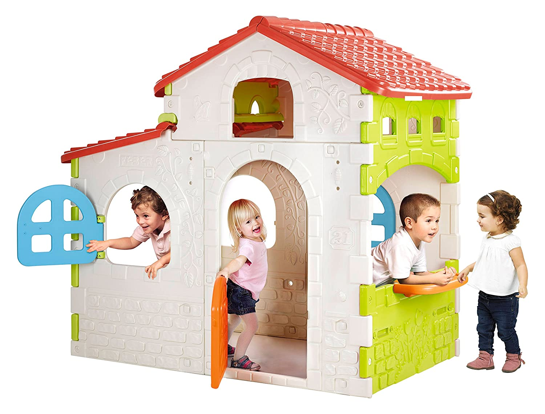 Spielhaus Mit Sommerküche : Spielhaus mit sommerküche smoby spielhäuser outdoor marken