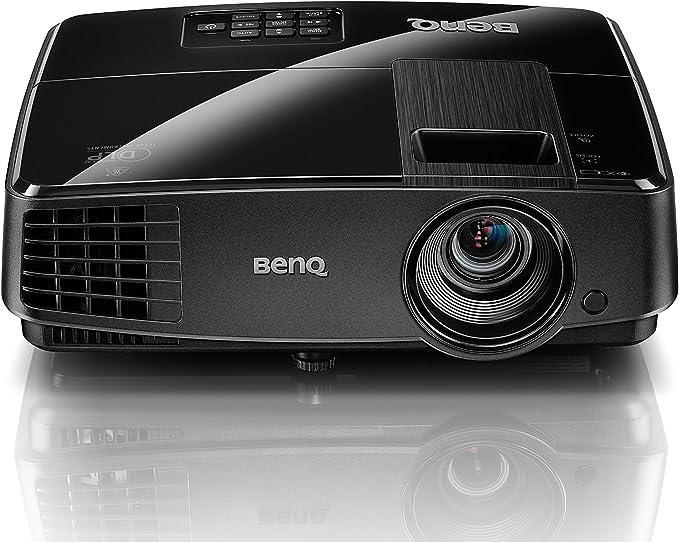 Benq MS506 - Proyector (3200 lúmenes ANSI, DLP, SVGA (800x600 ...