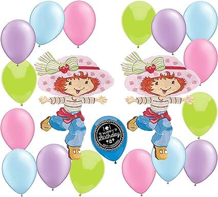 Amazon.com: Globo de fresa para decoración de pared: Toys ...