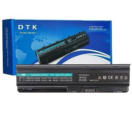 Dtk Batería de Repuesto para Portátil for Hp G32 G42 G62 G72 G4 G6 G6t G7 ; Compaq Presario Cq32 Cq42 Cq43 Cq430 Cq56 Cq62 Cq72 ; Hp Pavilion Dm4 ; ...