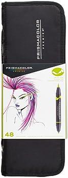 48-Count Prismacolor Premier Double Ended Art Markers
