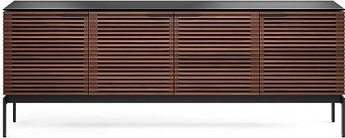 BDI Corridor SV Slim Quad TV Stand Console