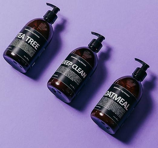 Purplebone Champú para perros de avena para pieles sensibles 500ml: Amazon.es: Productos para mascotas