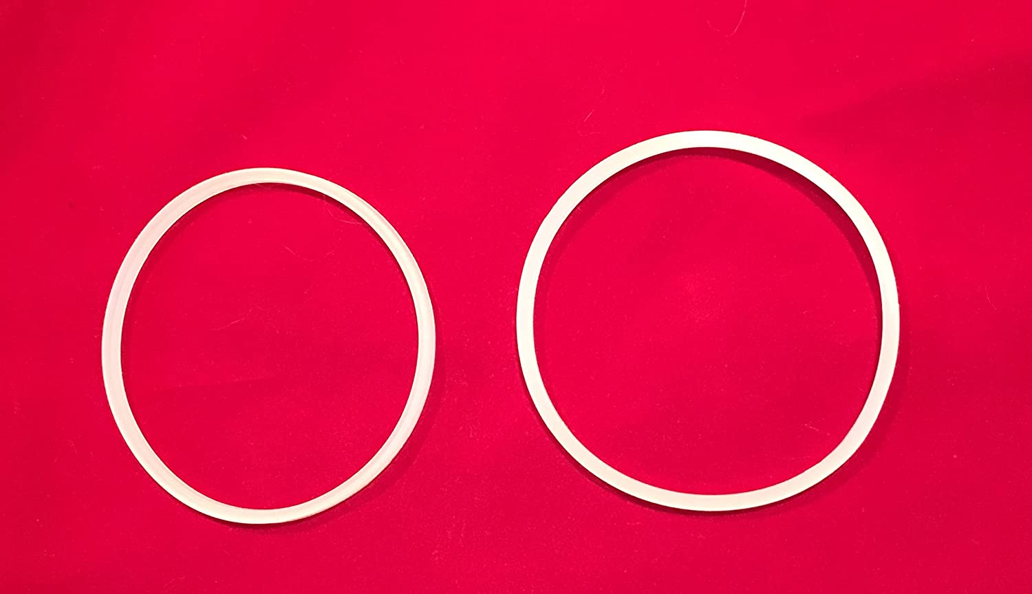 BELLA Personal Size Rocket Blender replacement parts (Two gaskets)