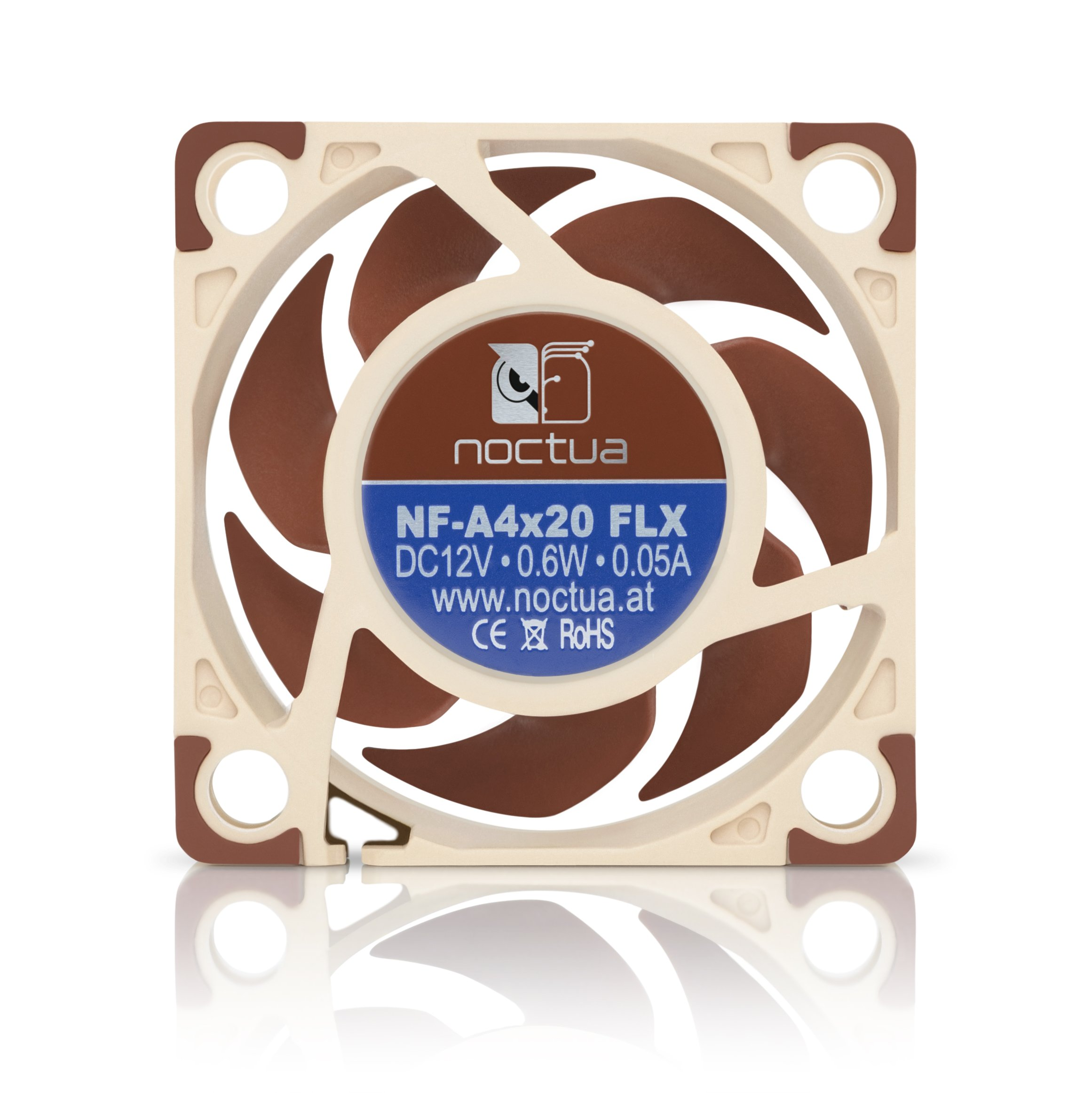 Noctua NF-A4x20 FLX premium-quality quiet 40mm fan