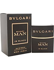 Bulgari - Man In Black - Eau de parfum para hombres - 30 ml