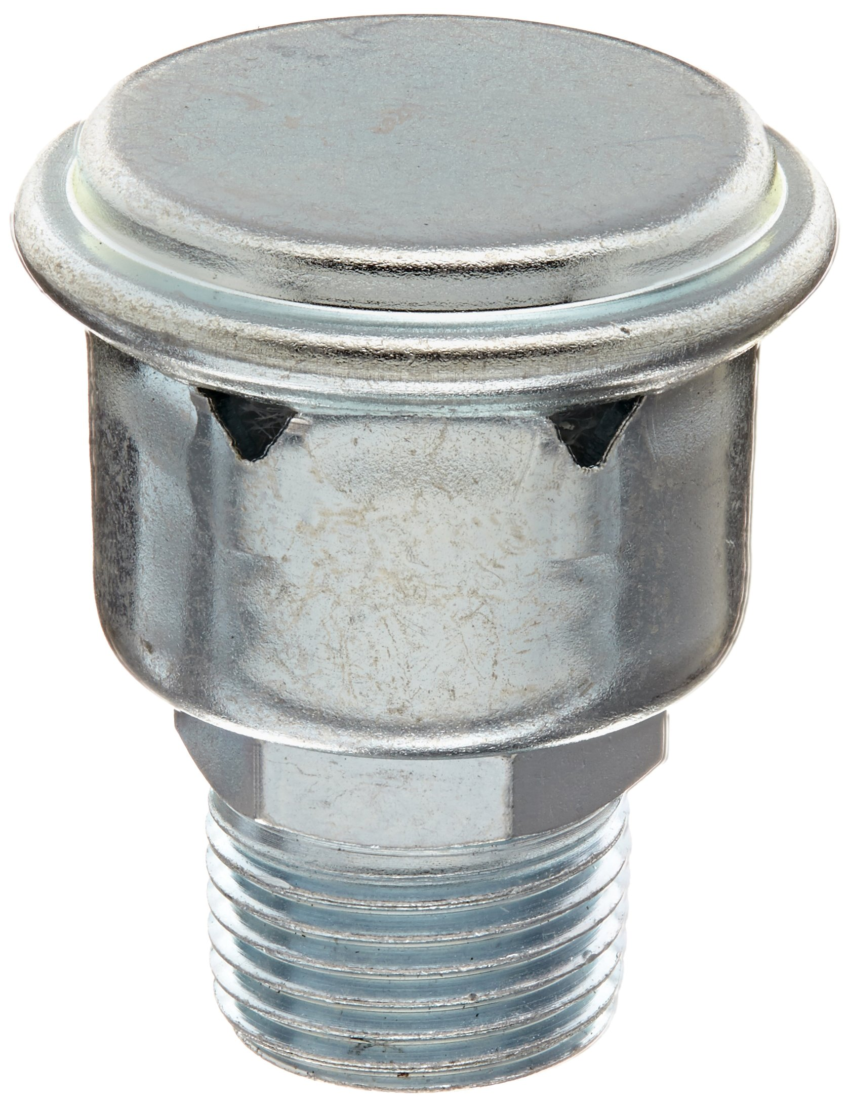 Gits 1637-037800 Style 1637 Breather Vent, 3/8-18 NPT Breather with Screen and Nylon Filter by Gits Manufacturing