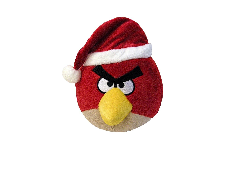 ahorra 50% -75% de descuento Angry Birds 5 (edición limitada de Navidad – pájaro rojo rojo rojo  colores increíbles