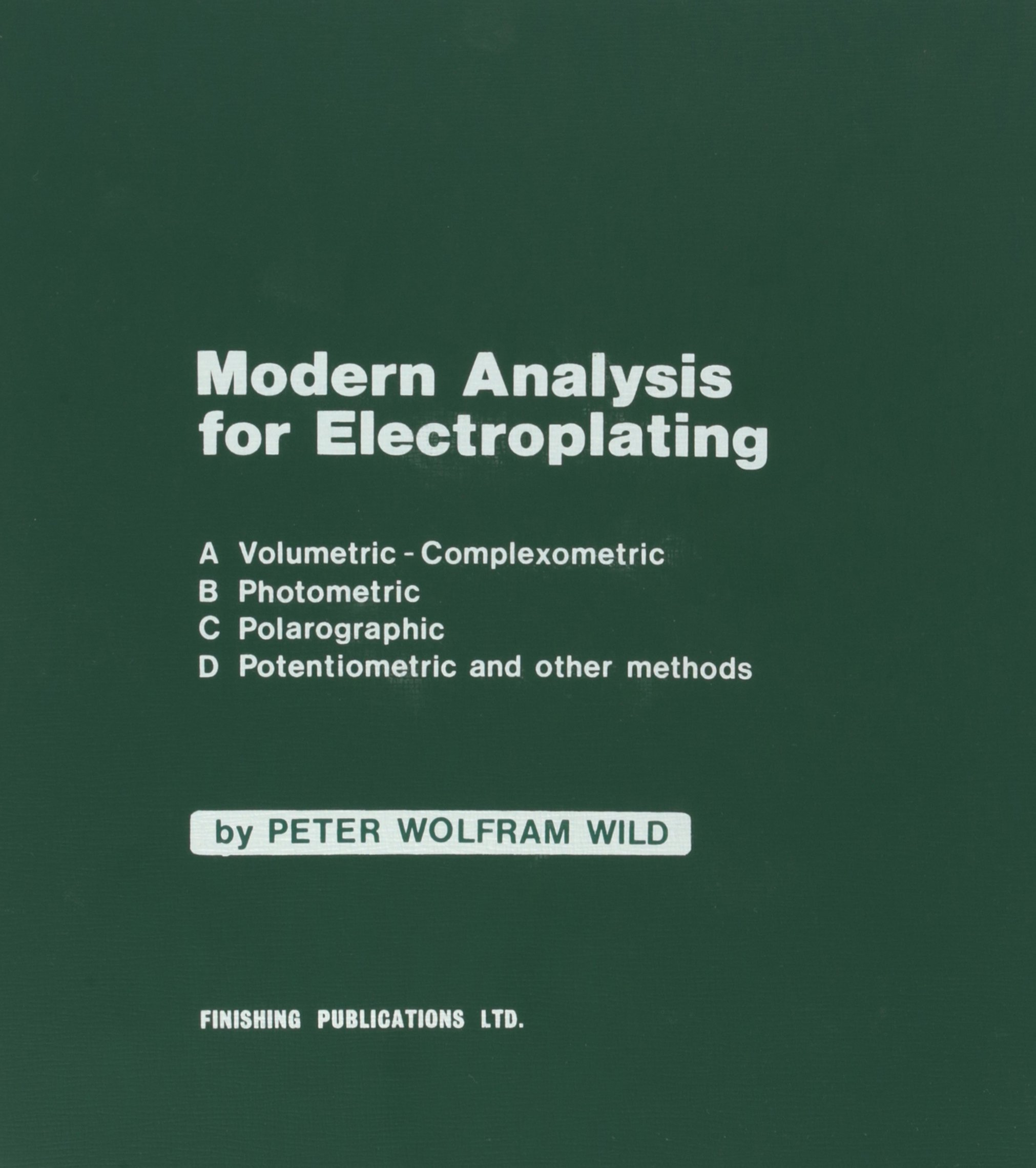 Modern Electroplating Pdf