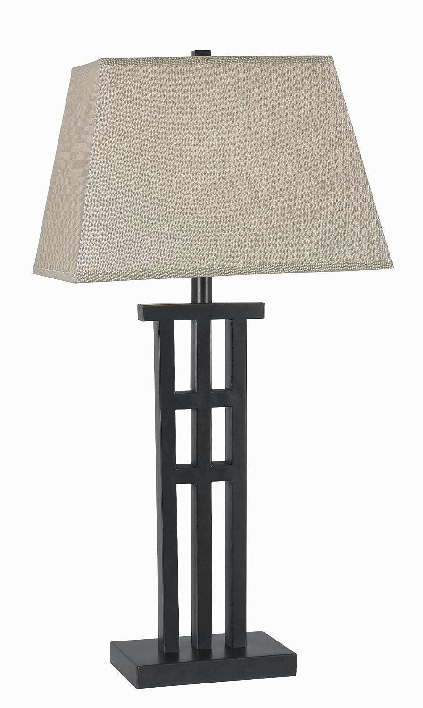 Kenroy Home 32157BRZ McIntosh Table Lamp