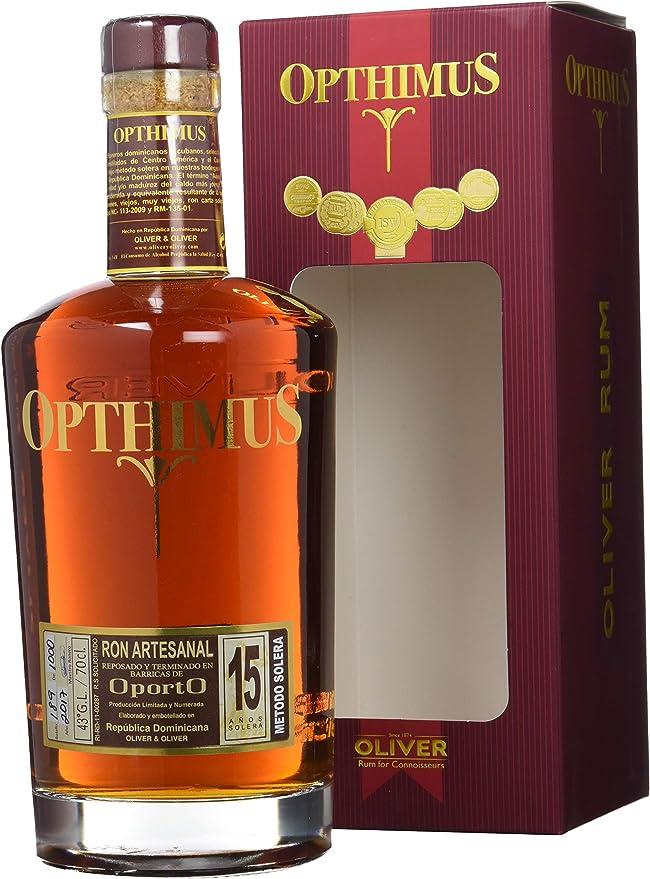 Opthimus Ron 15 Años Porto - 700 ml