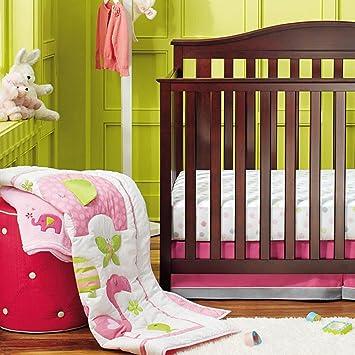 Amazon.com: Nuevo bebé niñas neutro flamencos rosa 8pcs ...