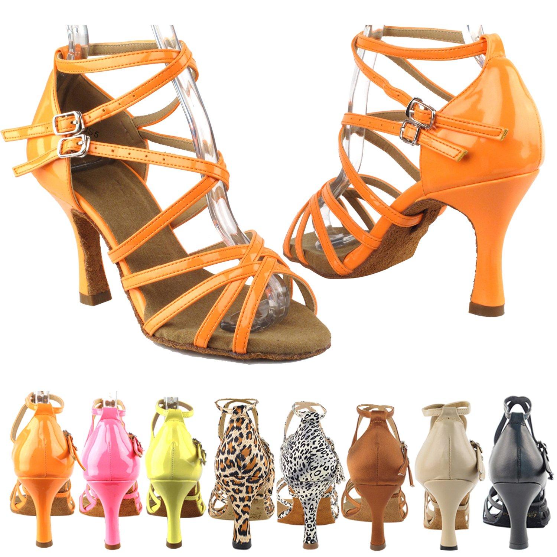 【日本産】 [Gold Pigeon Shoes] レディース B074GMQZ32 Heel Heel 3