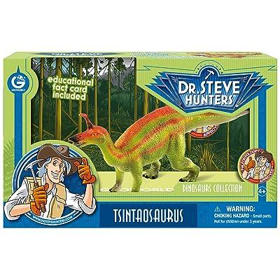 Dr. Steve Hunters cl1581K–Jurassic Hunters: modèle Tsintaosaurus