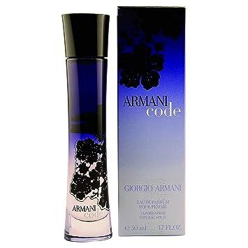 3a24c3ff2b94 Amazon.com   Giorgio Armani Giorgio Armani Armani Code For Women - Edp Spray  1.7 Oz 1.7 OZ - 1.7 OZ   Eau De Parfums   Beauty