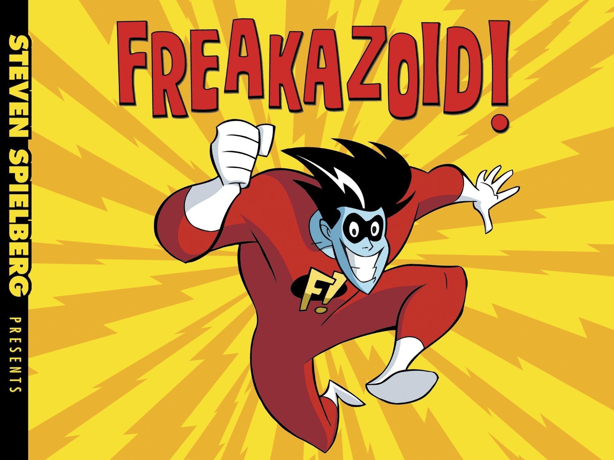 Amazon.com  Watch Freakazoid Season 1  f659a3db6476b
