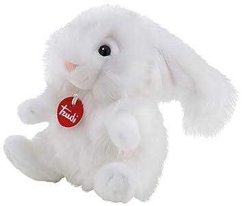 Trudi - Peluche Conejo, Color Blanco, 24 cm (29006)