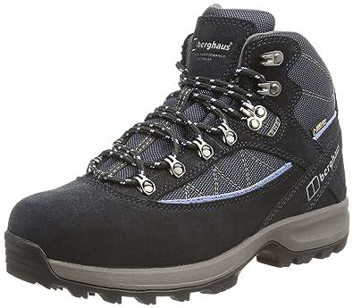 9d70fe1308a6 Berghaus Women s s Explorer Trek Plus Gtx Boot High Rise Hiking (Navy Soft  Blue)