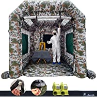 C Booth Spray Tent Paint Indoor Stand Painting Spacious Storage Bag Air Accessories Powder Protection Portable Large Lightweight /& Ebook STSSLTD