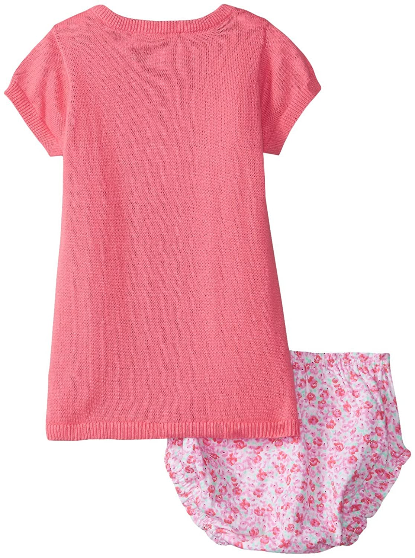 74e8b454ad20 Amazon.com  Kate Spade New York Baby Girls  Intarsia Sweater Dress ...