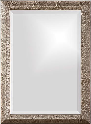 36 Silver Sunray Wall Accent Mirror