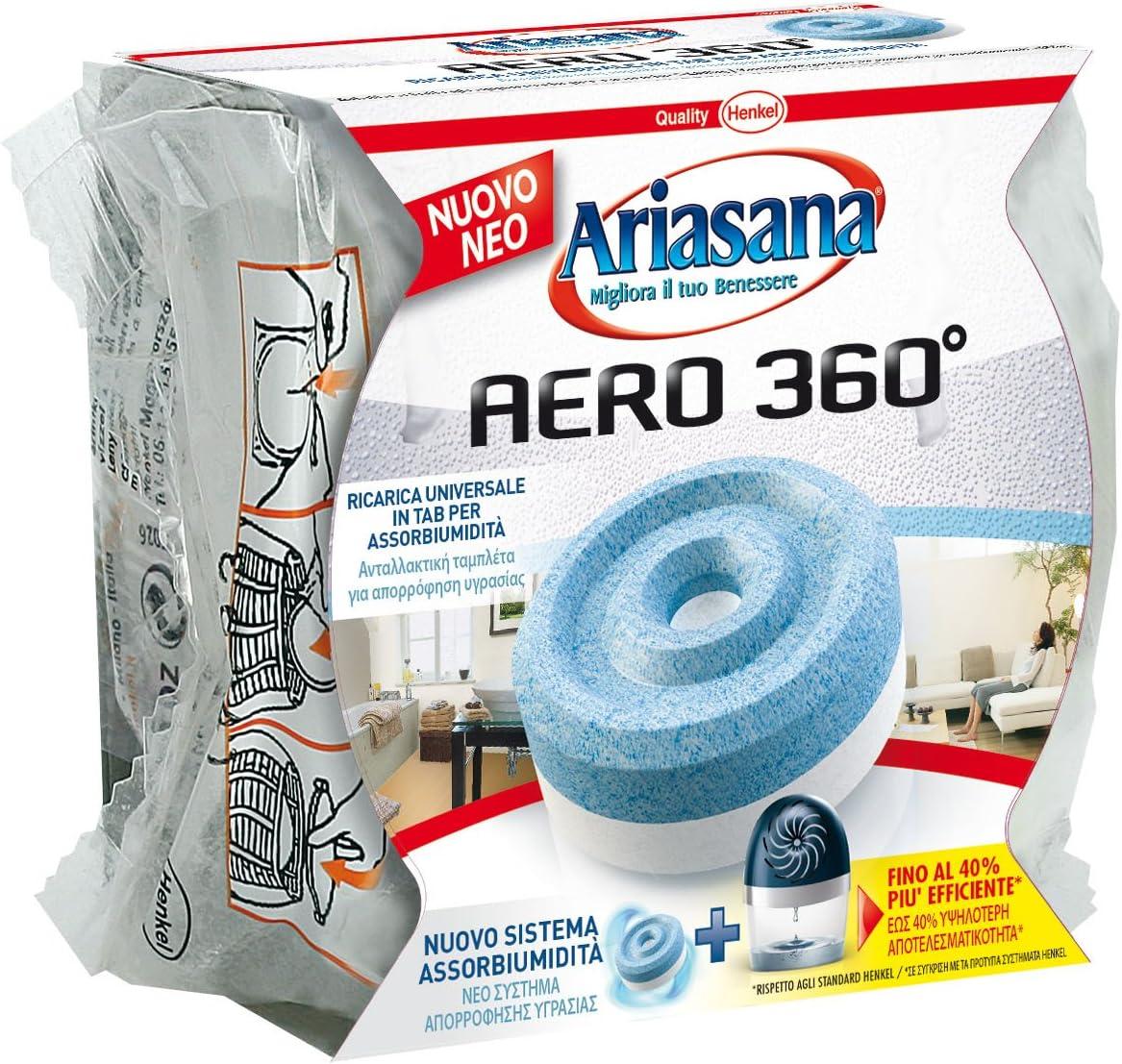 Deumidificatore Aria Sana Pulita Zero Umidità 22w Capacità 500ml Hoomei Hm-2275