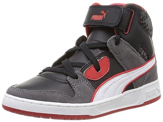 Puma REBOUND STREET L Zapatillas Sneakers Gris para Unisex QvIBC