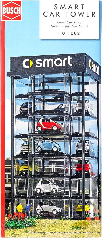 Busch 1002 - Smart Car Tower, Fahrzeug
