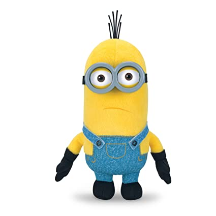 Despicable Me Minions Plush Buddies   Kevin, 6 Inches
