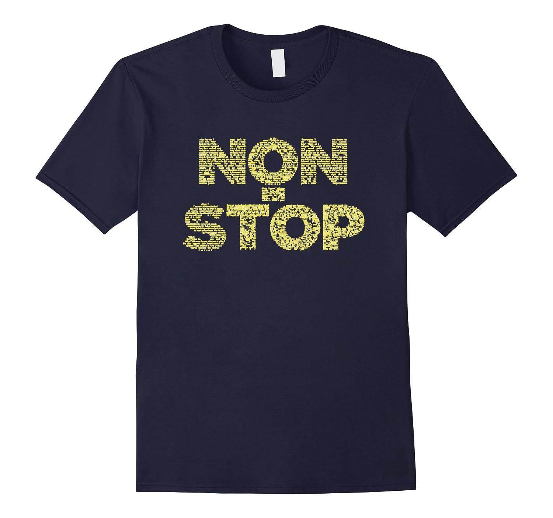non- stop t-shirt-Art