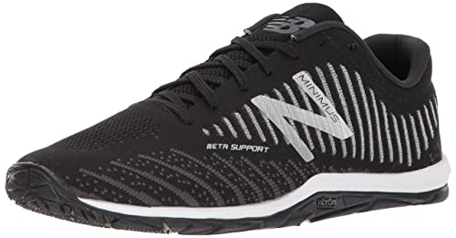 Nero 45.5 EU NEW BALANCE MX20V7 SCARPE SPORTIVE INDOOR UOMO BLACK/WHITE