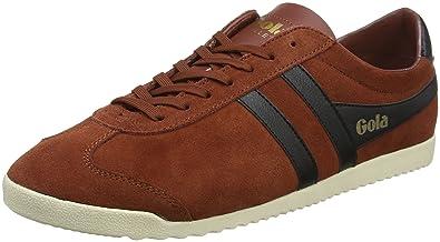 Gola Herren Bullet Suede Rust/Black Sneaker