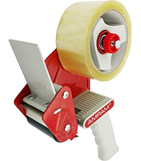 How to load a packing tape dispenser | rapesco office products plc.