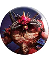 Heroes of the Storm Diablo Button