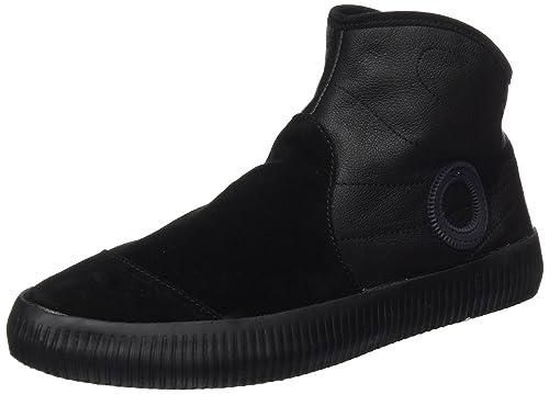 Aro Noelle 3380, Zapatillas Altas para Mujer, Negro (Black), 40 EU