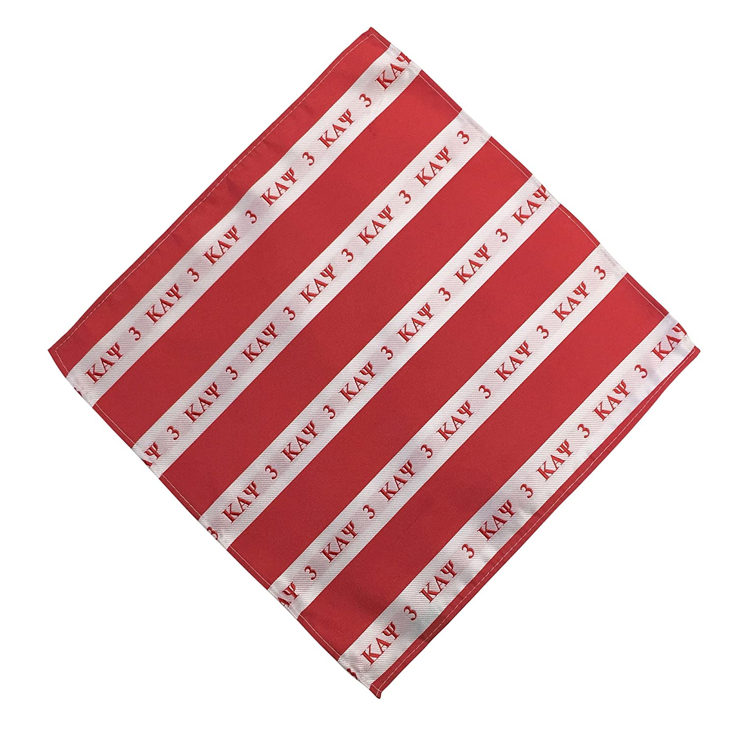 #3 - Hanky Kappa Alpha Psi Hanky Fraternity Greek Formal Occasion Standard Length Width