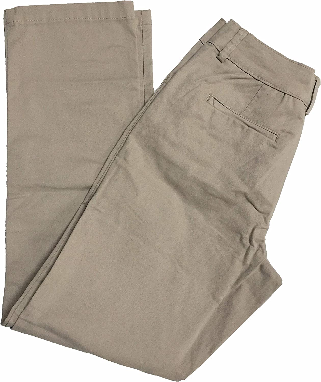 Lee Super sale Women's Relaxed Fit Sale special price Plain Front Straight Pant Leg
