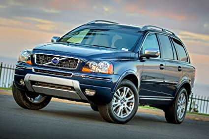 Volvo Xc90 Front Grill Upgrade Style With Large Emblem Fits 2003 2014 Auto