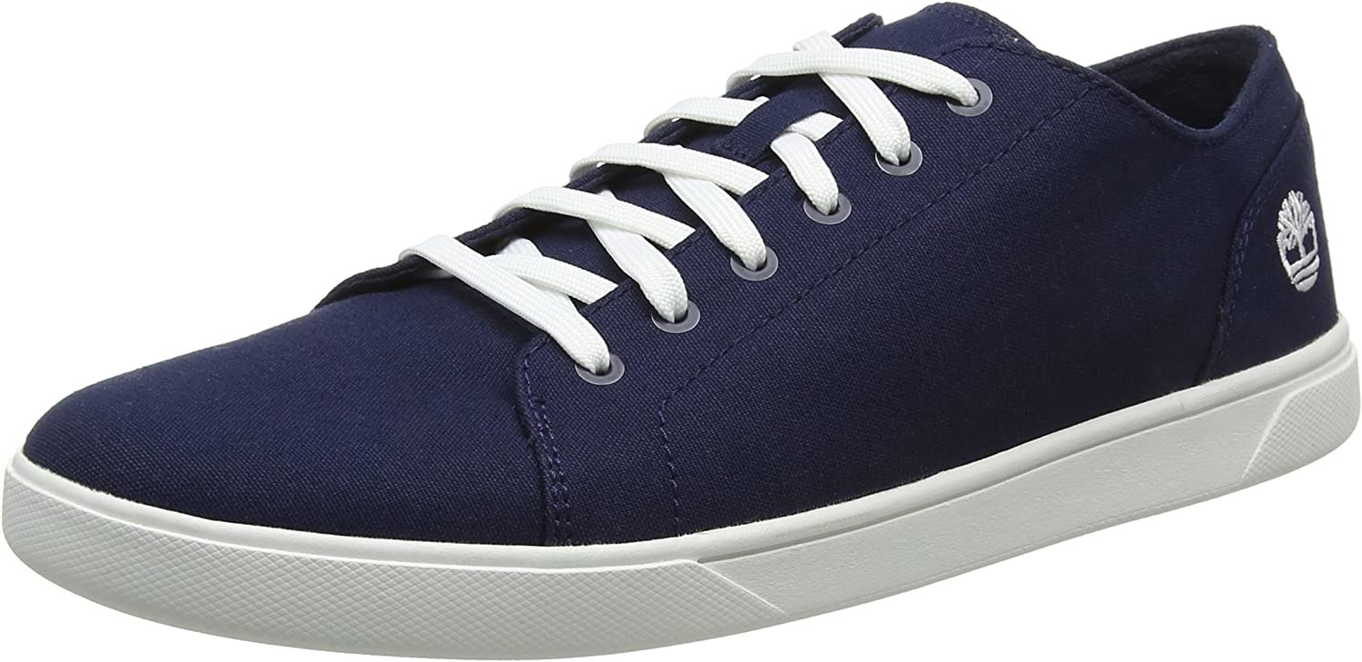 Timberland Bayham Canvas Oxford, Zapatos de Cordones Oxford Hombre