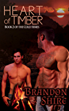 Heart of Timber (Gay Romance) (Cold Book 2)