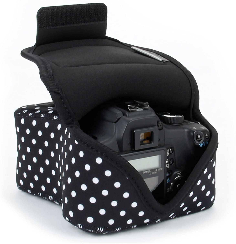 USA Gear DSLR - Funda para cámara Digital con protección de ...
