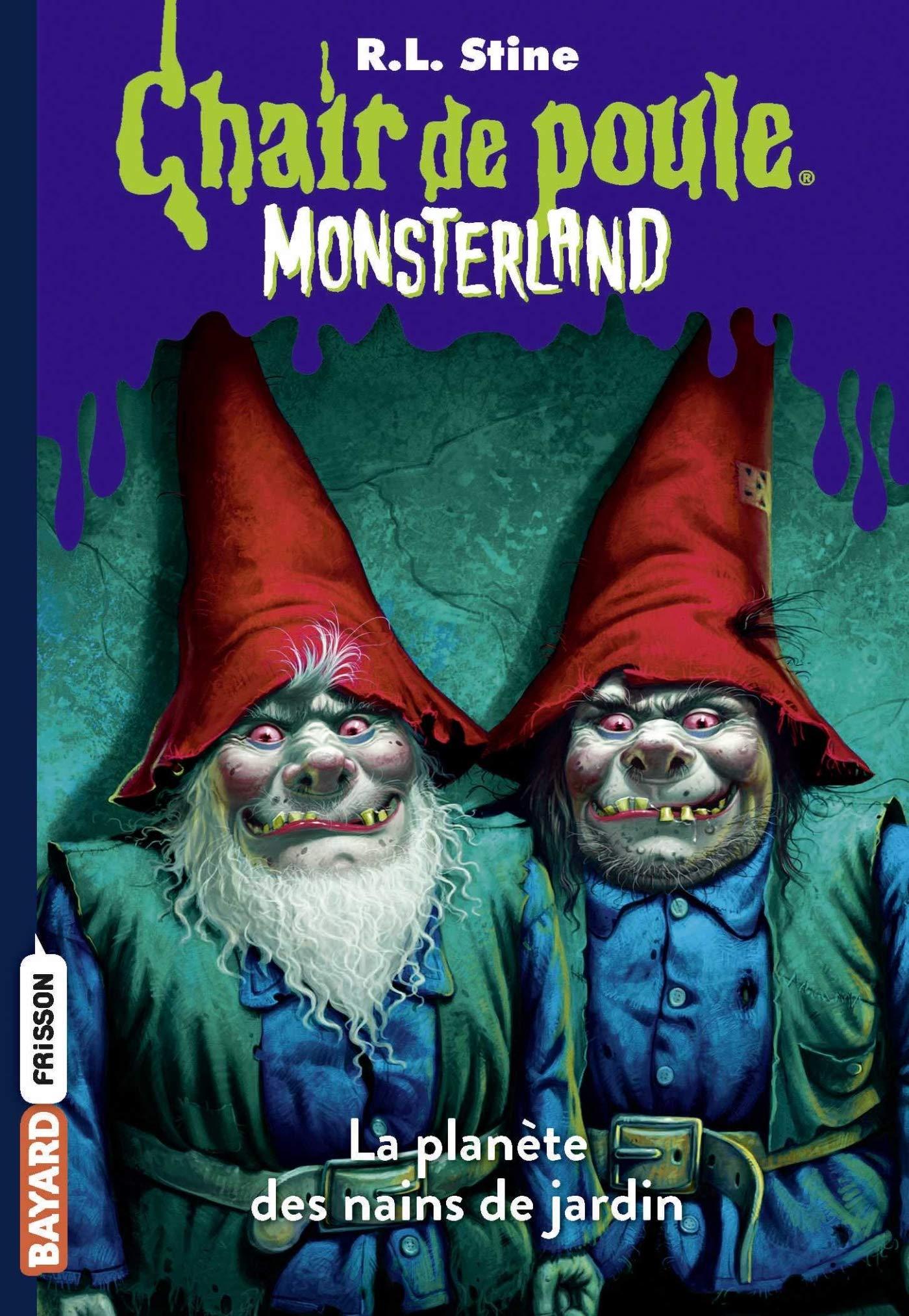 Monsterland Tome 01 L Invasion Des Nains De Jardin Ɯ¬ ɀšè²© Amazon